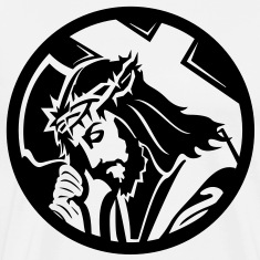 Jesus HD VECTOR T-Shirts