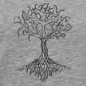 Tree & roots T-Shirts - Men's Premium T-Shirt