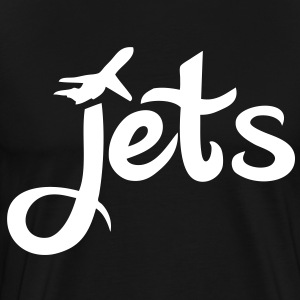 Jets T-Shirts - stayflyclothing.com - Men's Premium T-Shirt