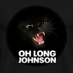 South Park: Oh Long Johnson Cat (Color) - Men's