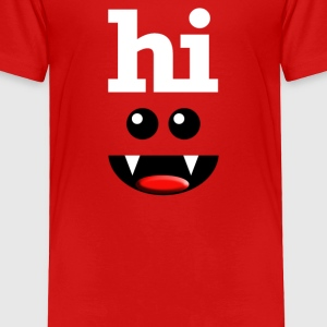 HI Toddler Shirts - Toddler Premium T-Shirt