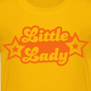 little lady with stars Kids' Shirts - Kids' Premium T-Shirt