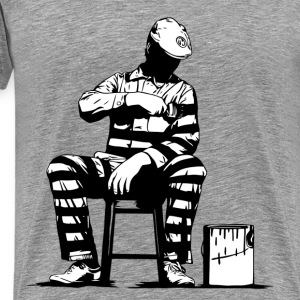 Dolk Prison Painter - Men's Premium T-Shirt
