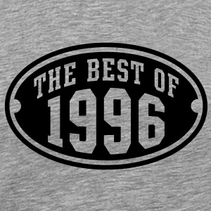 THE BEST OF 1996 Birthday Anniversary T-Shirt BH - Men's Premium T-Shirt