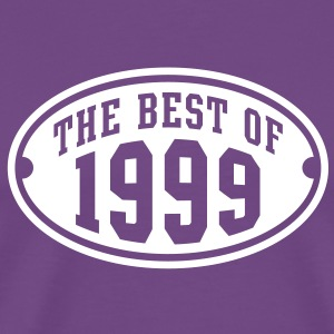THE BEST OF 1999 Birthday Anniversary T-Shirt WP - Men's Premium T-Shirt