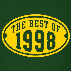 THE BEST OF 1998 Birthday Anniversary T-Shirt YG - Men's T-Shirt