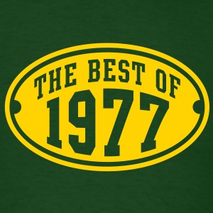THE BEST OF 1977 Birthday Anniversary T-Shirt YG - Men's T-Shirt