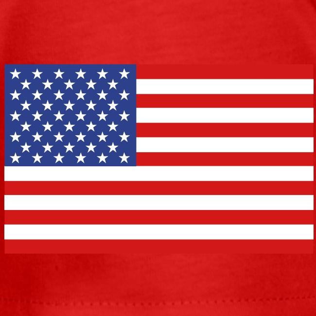 Hatcher 28 T-shirt - Established 2002, name/number, Chicago flag, USA flag