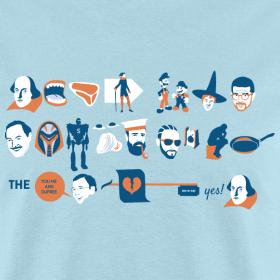 Design ~ A Monologue for Tee-Shirt (MEN'S)