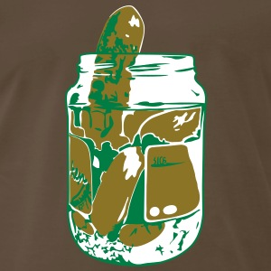 Pickles T-Shirts - Men's Premium T-Shirt