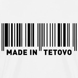 Made in Tetovo - Men's Premium T-Shirt