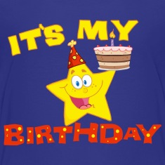 It's My Birthday Kids T-shirts