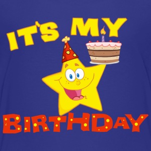 It's My Birthday Kids T-shirts - Kids' Premium T-Shirt