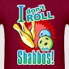 I Don't Roll on Shabbos T-Shirt - Men's T-Shirt