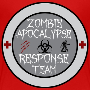 zombie apocalypse response team Toddler Shirts - Toddler Premium T-Shirt