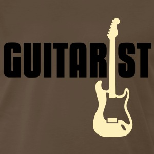 guitarist T-Shirts - Men's Premium T-Shirt