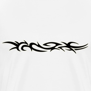 Tribal Line - Men's Premium T-Shirt