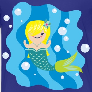 little mermaid Kids' Shirts - Kids' Premium T-Shirt