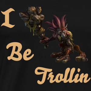 League Of Legends Trundle Tshirt - Men's Premium T-Shirt