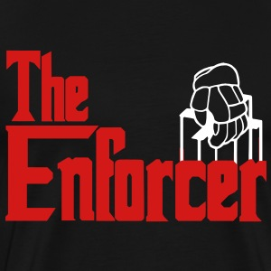The Enforcer (hockey) T-Shirts - Men's Premium T-Shirt