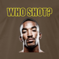 Design ~ Who Shot JR?
