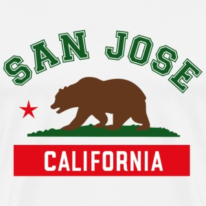 California - San Jose - Men's Premium T-Shirt
