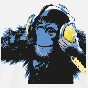 music_ape T-Shirts - Men's Premium T-Shirt