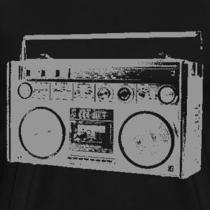 Boom Box T-Shirts - Men's Premium T-Shirt