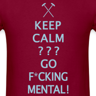 Design ~ Keep Calm - Hammers