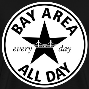 BAY AREA ALL DAY - Men's Premium T-Shirt