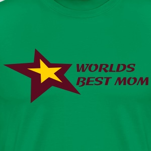 mom_star_2c T-Shirts - Men's Premium T-Shirt