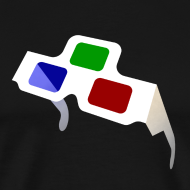 Design ~ Big 4D Glasses Logo