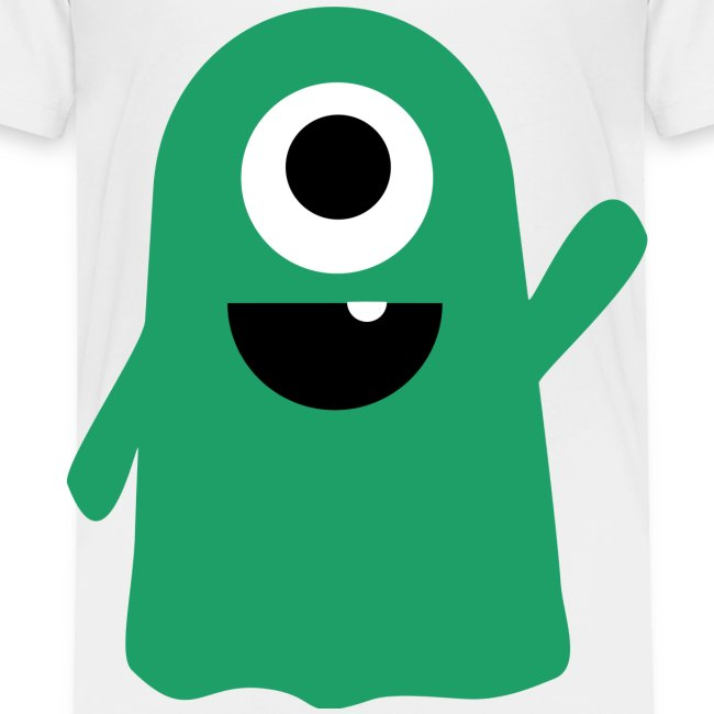 Slimy The Lil' Monster Tee