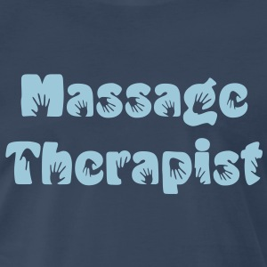 Massage Therapist T-Shirts - Men's Premium T-Shirt