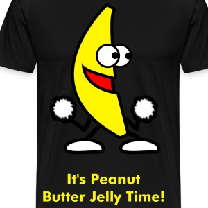PBJ Time - Men's Premium T-Shirt