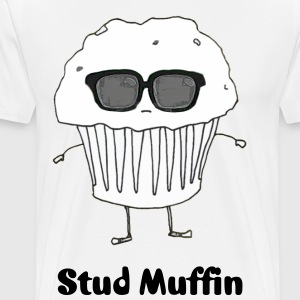 Stud Muffin - Men's Premium T-Shirt