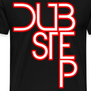 dubstep T-Shirts - Men's Premium T-Shirt