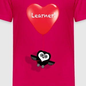 LEARNER! Toddler Shirts - Toddler Premium T-Shirt