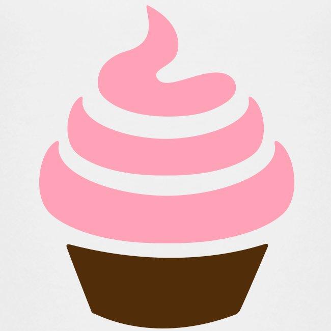 Cupcake Toddler Tee