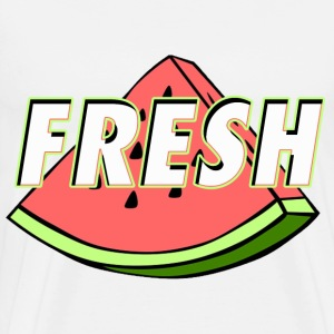 Fresh Watermelon Tee - Men's Premium T-Shirt