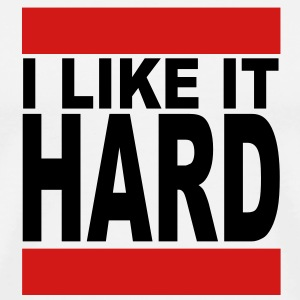 i like it hard T-Shirts - Men's Premium T-Shirt