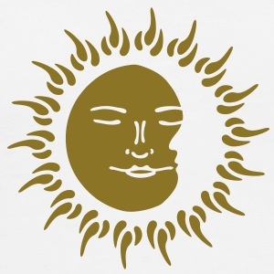 sun, moon T-Shirts - Men's Premium T-Shirt