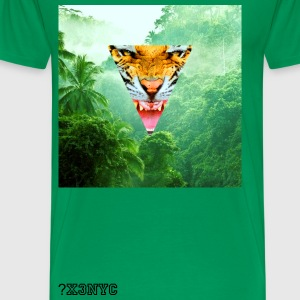 tigre basic tee - Men's Premium T-Shirt