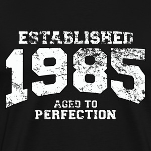 established_1985 T-Shirts - Men's Premium T-Shirt
