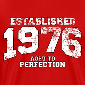 established_1976 T-Shirts - Men's Premium T-Shirt