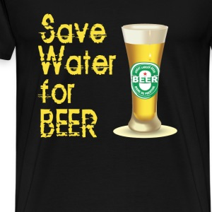 beer T-Shirts - Men's Premium T-Shirt