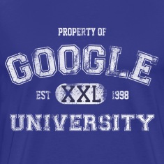Property of Google University