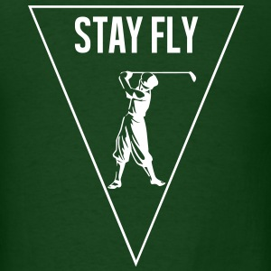 stay_fly_golf T-Shirts - Men's T-Shirt