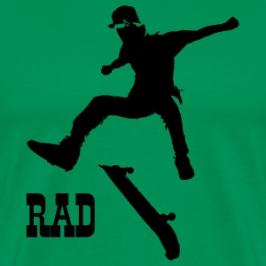 Rad Skater - Men's Premium T-Shirt
