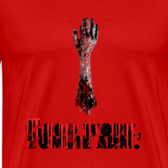 Design ~ Good Work, Zombie Arm - The Cabin In The Woods   Robot Plunger